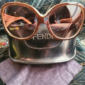 Fendi Logo Sunglasses